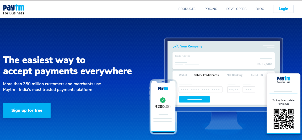 How to Setup Paytm with your Online Store